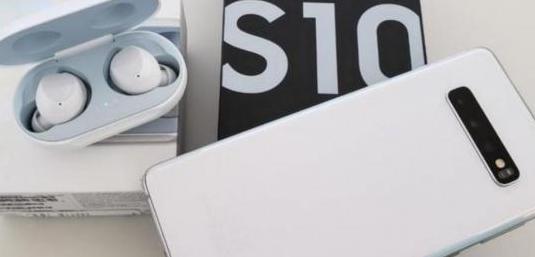 "Sensor de huella, s10+ con pantalla 6.4""..."