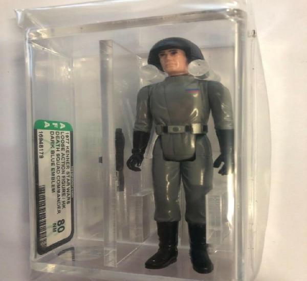 Stars wars death squad commander 1977 afa 80 variante