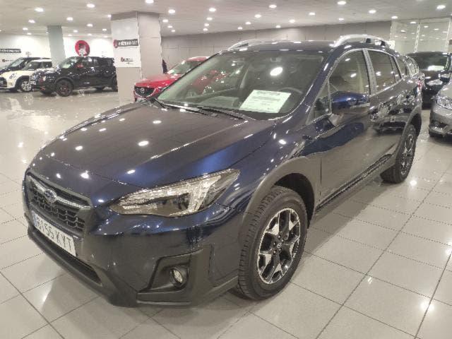 Subaru xv 1.6i executive plus auto 4wd 114 5p