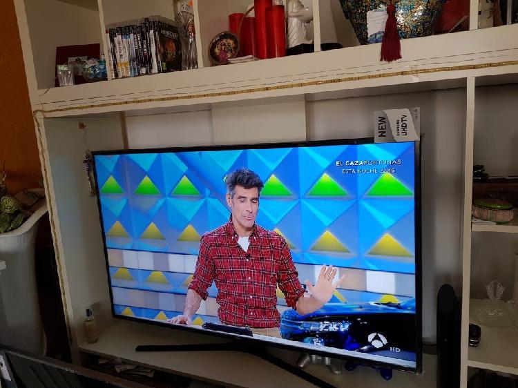 Tv samsung 4k uhd ( 55 pulgadas ) nueva