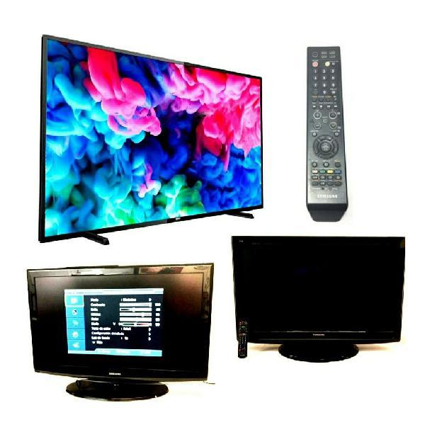 Tv, televisor, televisión nuevas y de segunda mano