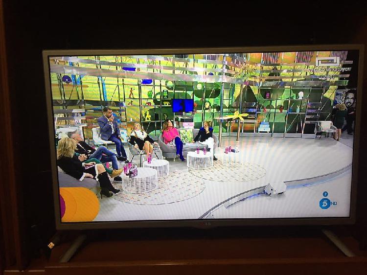"Televisión lg 32"" smart tv"
