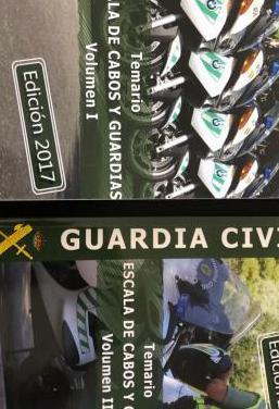 Temario guardia civil 2017