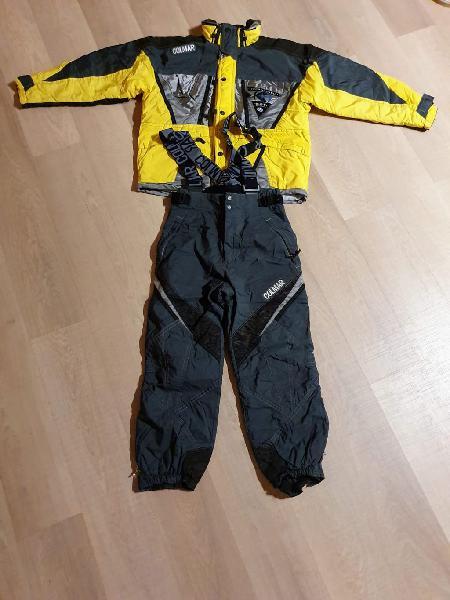 Traje ski hombre colmar impecable l (46-48)