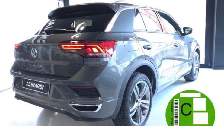 Volkswagen t-roc 1.5 tsi sport dsg7 sport r-line keyless