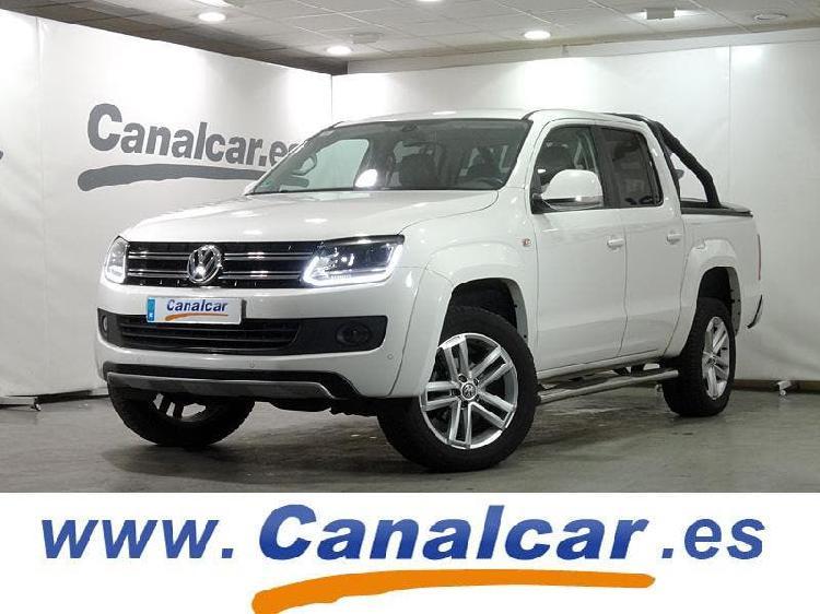 Volkswagen amarok dc highline ed 2.0 tdi 4m bmt p 180cv aut