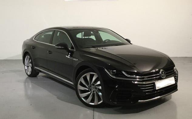 Volkswagen arteon 2.0 tdi r-line dsg 4motion 239cv