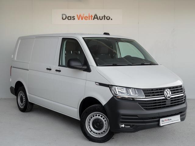 Volkswagen Transporter 2.0 TDI Mixto Plus