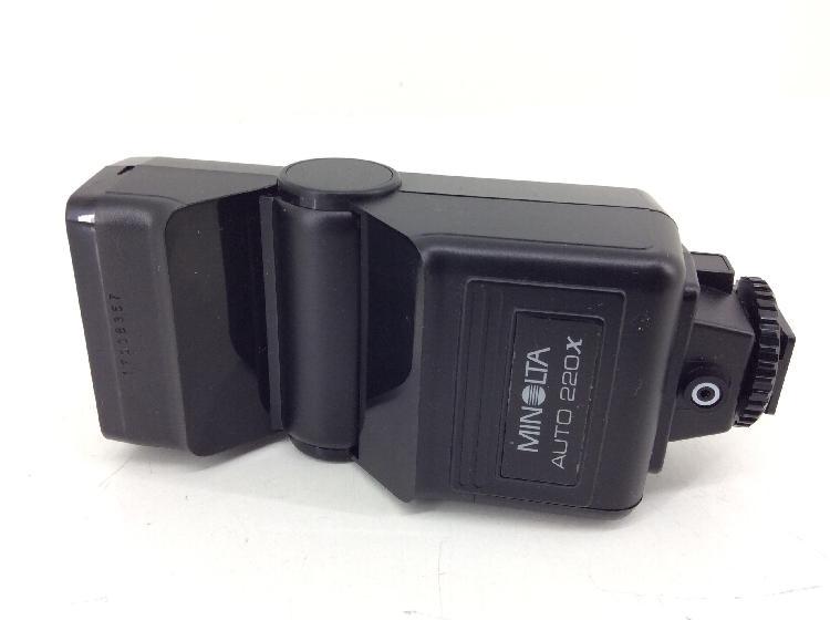 Accesorio flash reflecta minolta auto 220 x