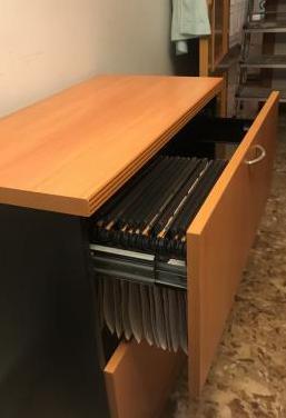Arxivador de carpetas colgantes