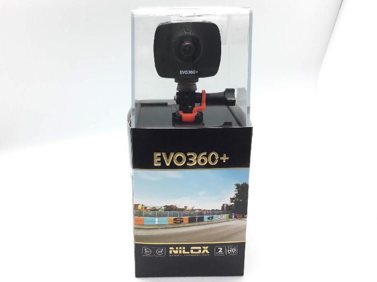 Camara deportiva nilox evo360+