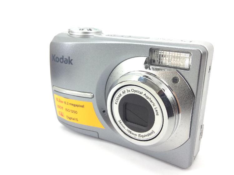 Camara digital compacta kodak c813