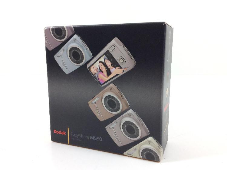 Camara digital compacta kodak easyshare m550