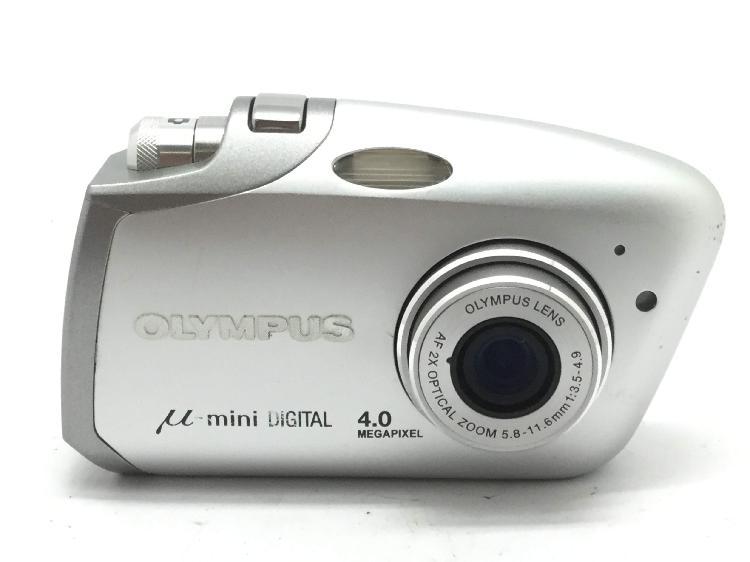Camara digital compacta olympus mini digital
