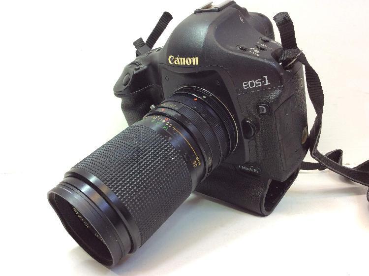 Camara digital reflex canon eos 1d mark iii