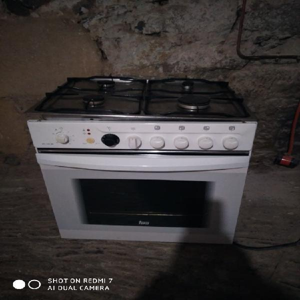 Encimera gas y horno