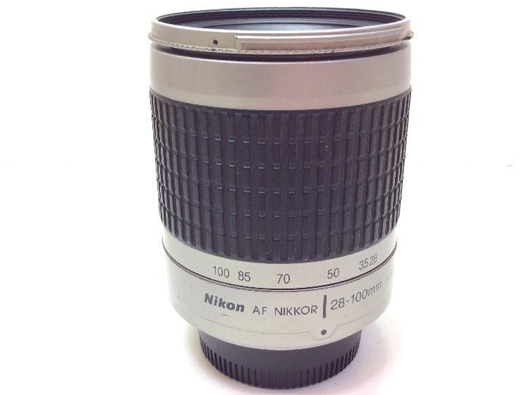 Objetivo nikon af nikkor 28-100 mm af 3.5-5.6 g