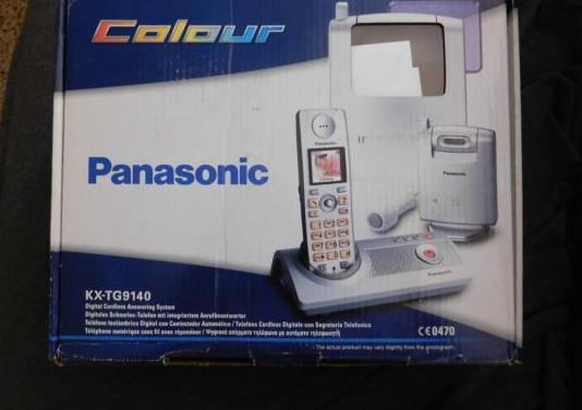 Telefono panasonic kx-tg9140