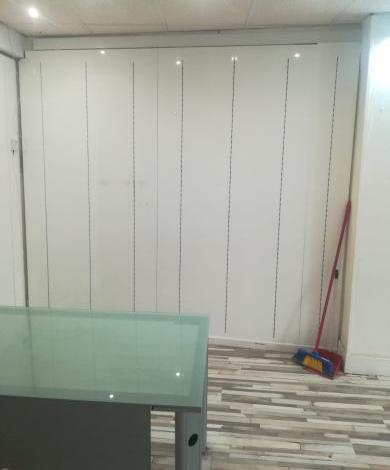 Material construcción - panel lamas o mamparas