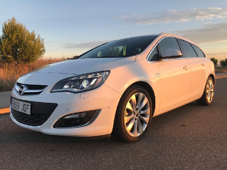 Opel astra j st 1,6 cdti s/s 136cv 6v diesel 2015