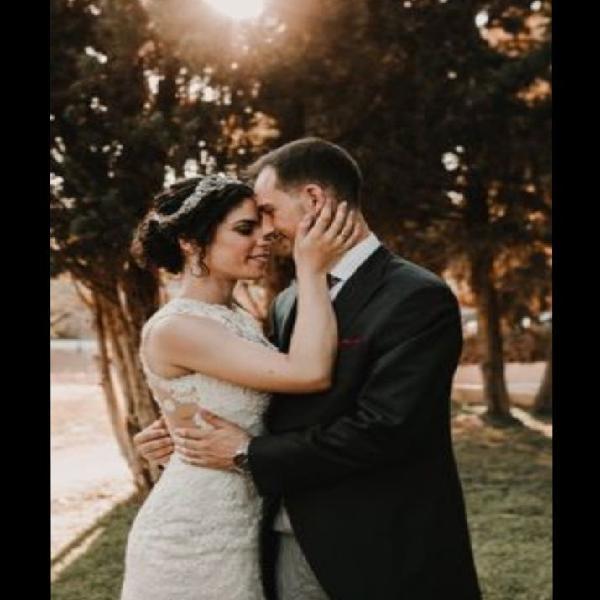 Sesión de fotos gratis para recién casados