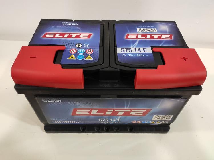 Bateria coche de 75 ah