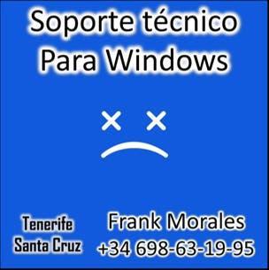 Reparación ordenadores recupero data windows