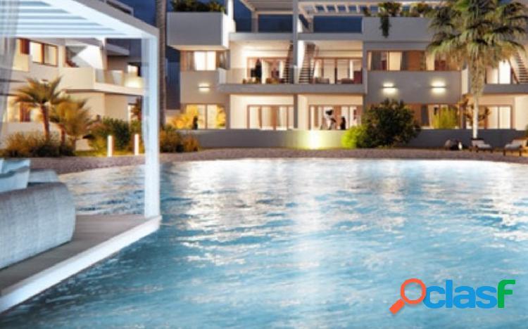 Bungalow de lujo con piscina en laguna beach resort - torrevieja