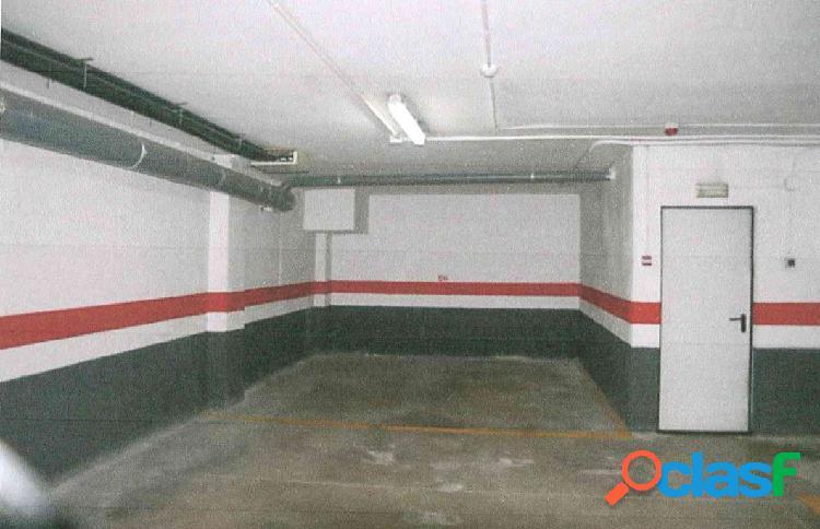 Plaza de garaje en parking avda. castellón