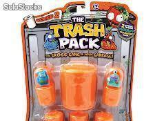 Basurillas Trash Pack, Blister de 12 unidades de la Serie 2