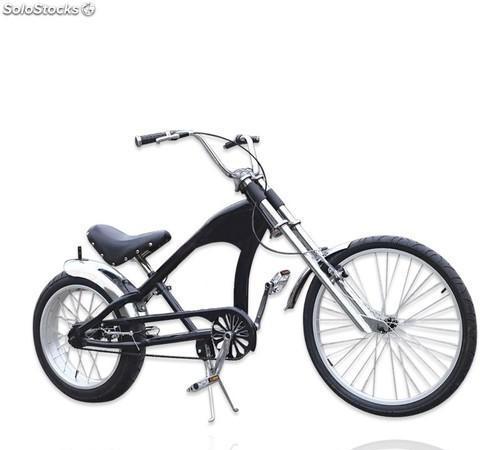 Bicicleta custom SG. Bicicleta chopper