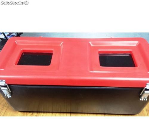 Caja extintor 6/9 kg. con ventana