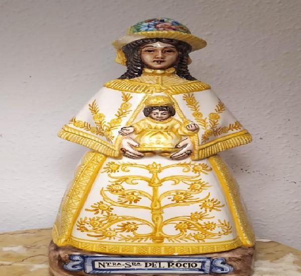 Cerámica nuestra señora del rocío,xx santa ana sevilla