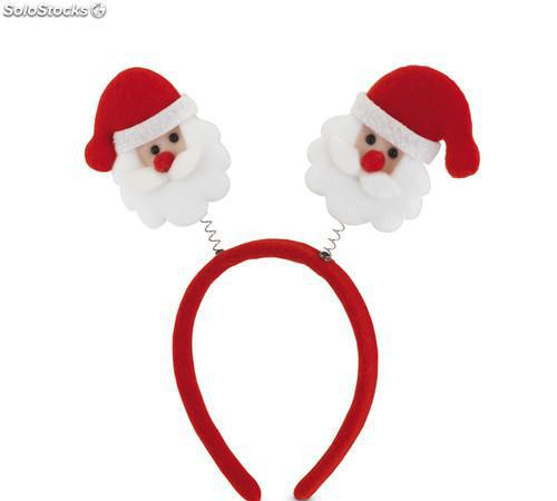 Diadema de Papá Noel