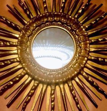 Espejo antiguo.pan de oro.2