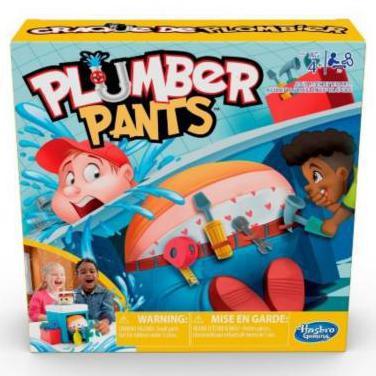 Juego de mesa fontanero chapucero plumber pants