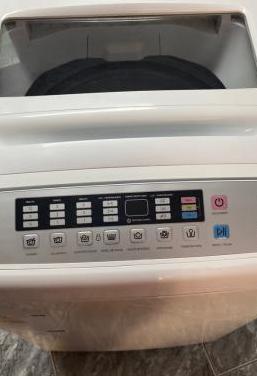 Lavadora carga superior 5 kg
