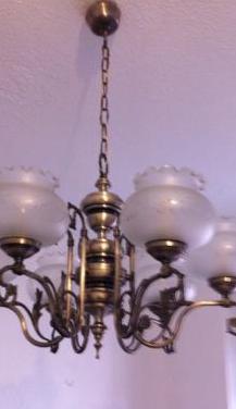 Lámpara de techo//lámparas hogar