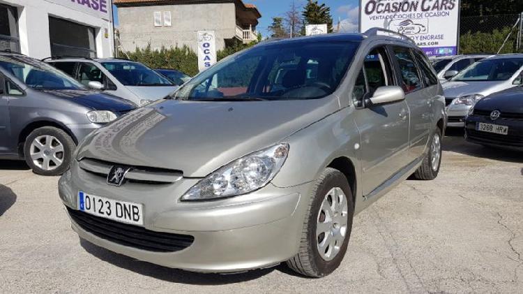 Peugeot 307 sw 1.6hdi 90