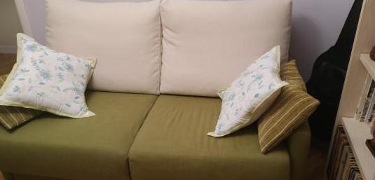 Sofá cama de 120x180cm