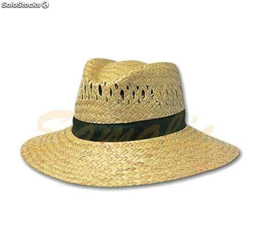 Sombrero barato paja blond ref BL14 enyes