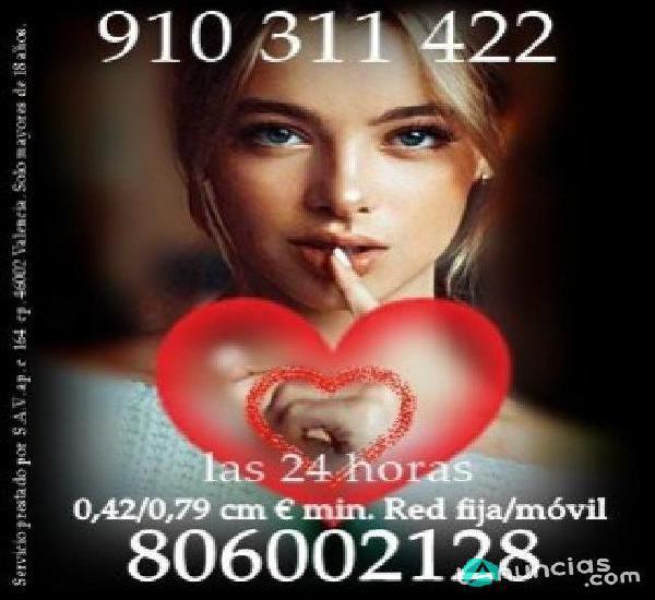 Videncia y tarot del amor infinito 910 311 422