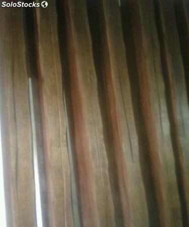 Vigas imitacion madera 13 cm de ancho x 8 cm de alto x 2,60