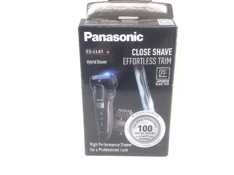 afeitadora electrica panasonic esll41k