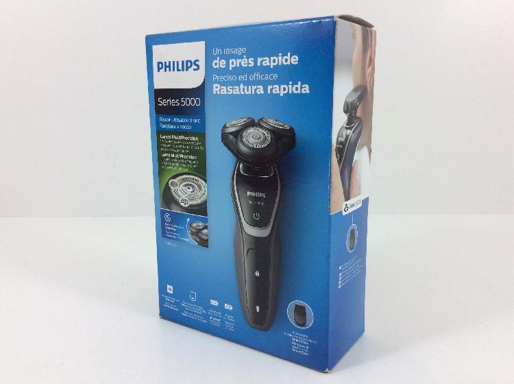 Afeitadora electrica philips series 5000