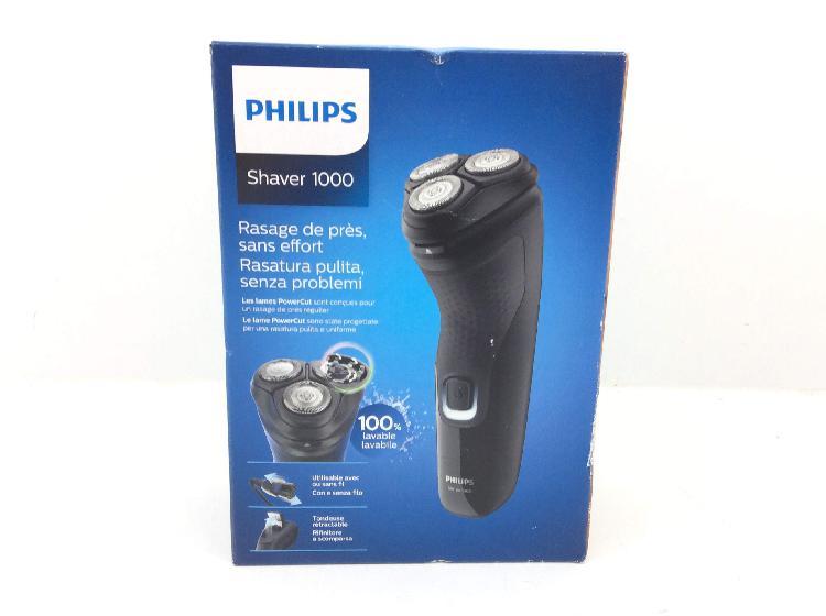 Afeitadora electrica philips shaver 1000 s1232/41