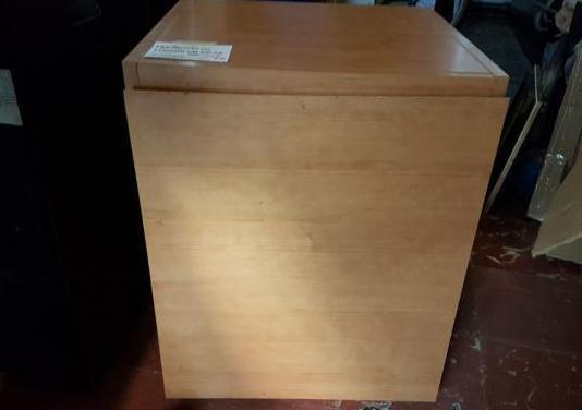 Armarito auxiliar 1 puerta color pino