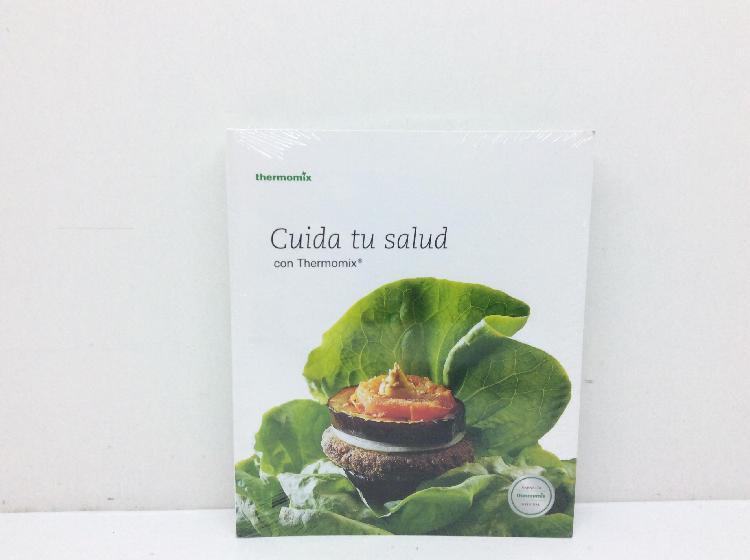 Libro cocina vorwerk cuida tu salud con thermomix