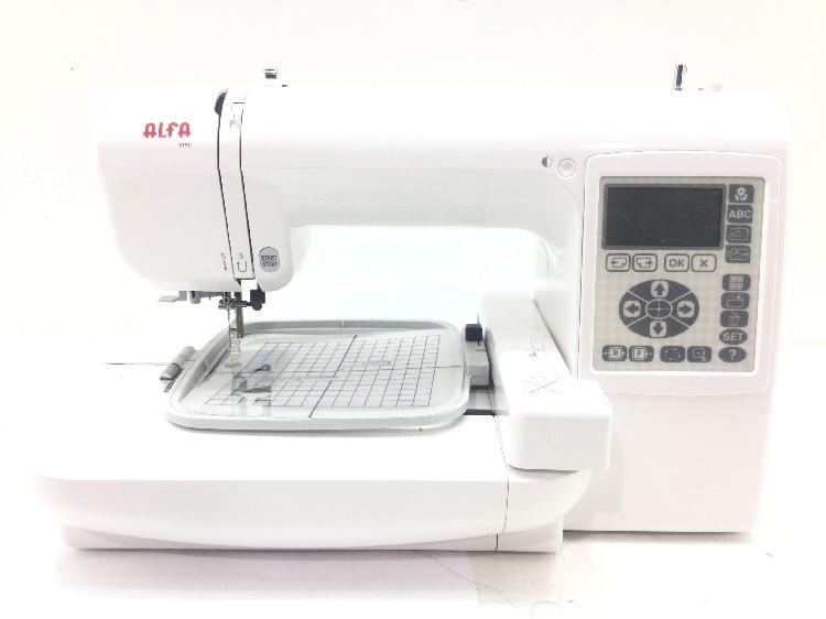 Maquina coser alfa 3190