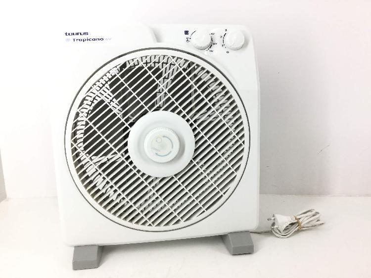 Ventilador taurus tropicano 6v